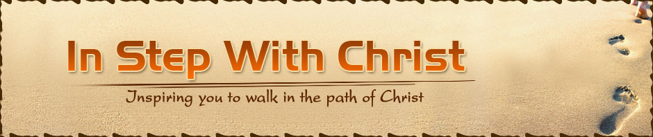 In Step With Christ