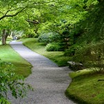 Path - Nitobe Garden UBC Vancouver|Photo: Flickr - pkdon50's